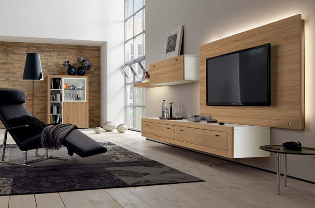 Living room designs with sound solutions for Tv solutions for living room