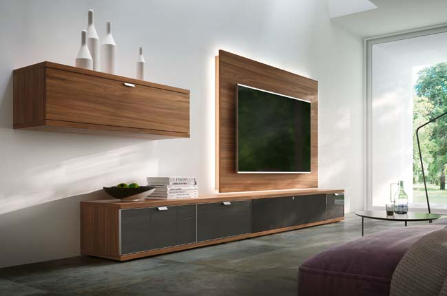 Living room designs with sound solutions