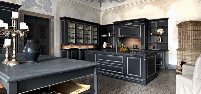 Elite: Elegant classic kitchen designs