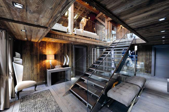 Chalet Brickell: luxury vacation house in France