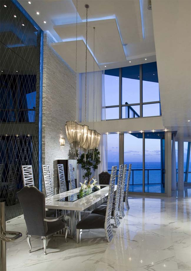 Luxury penthouse in Florida, USA
