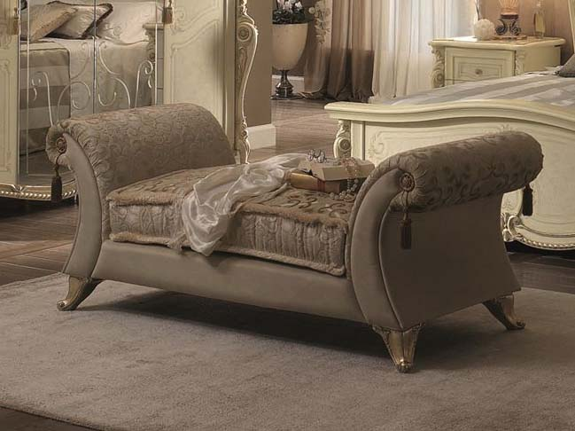 Tiziano: Romantic and fantasy classical bedroom design