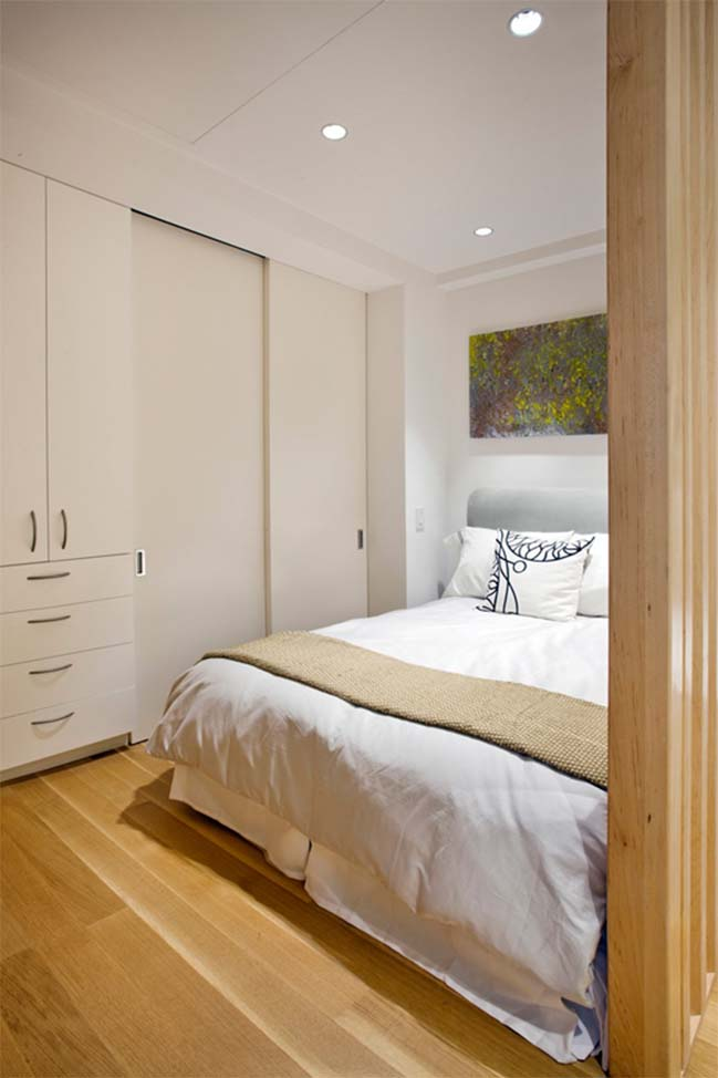 Micro apartment in New York