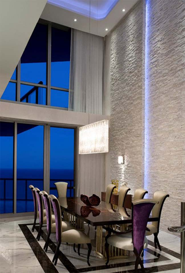 Jade Ocean luxury penthouse in Florida, USA