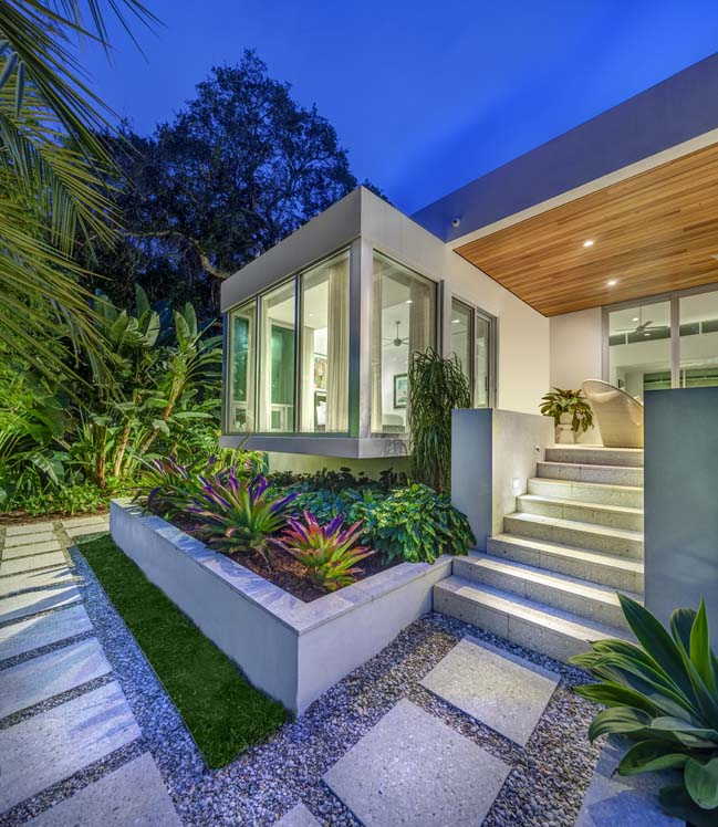 Thirty Oaks by Jonathan Parks Architect