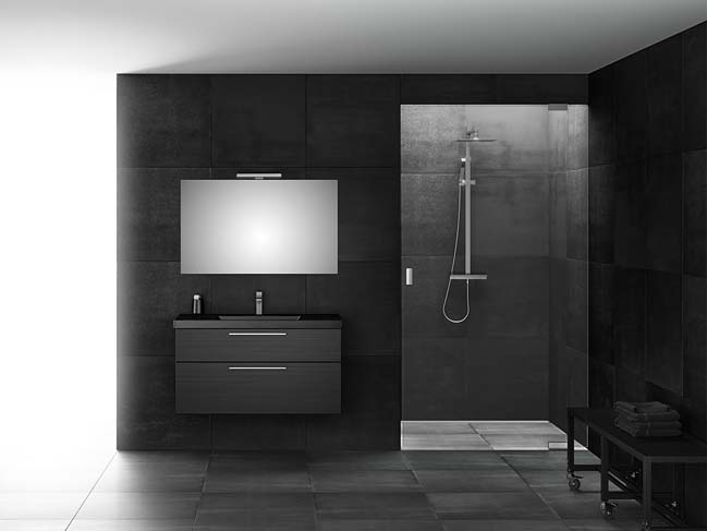 EPIC: Modern And Minimalist Bathroom Design By INR