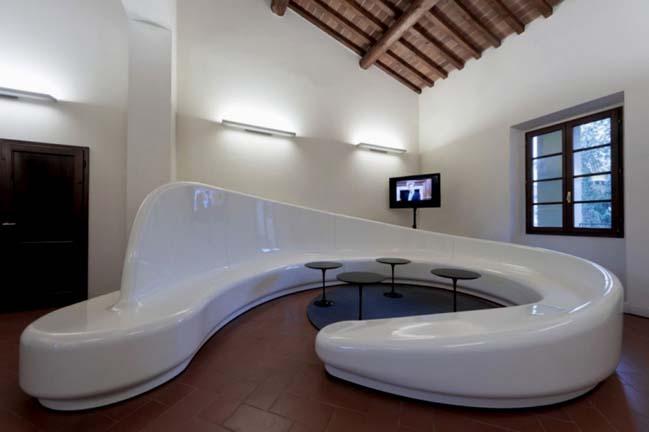 18 stunning futuristic living room designs