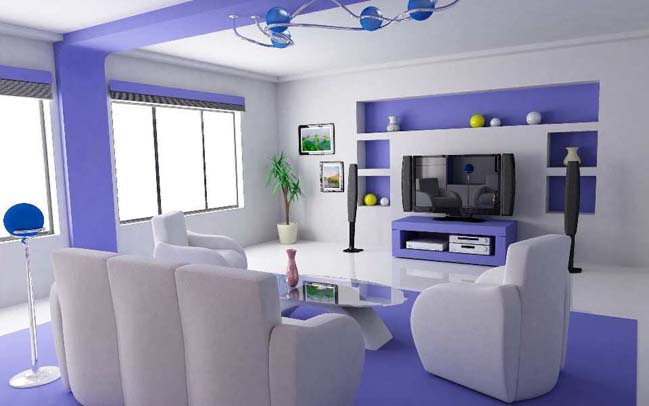 High Quality 18 Stunning Futuristic Living Room Designs