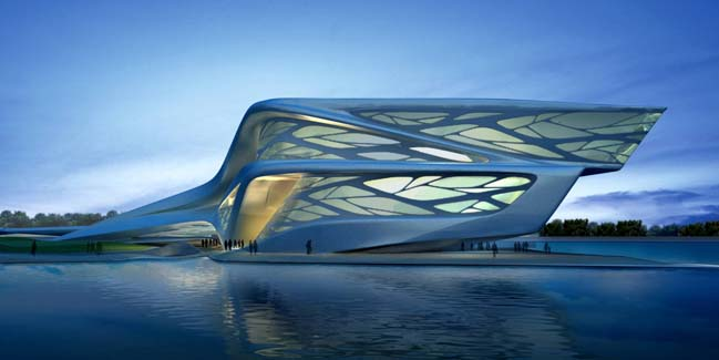Abu Dhabi Performing Arts Center