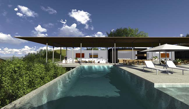 Suva House: 2 storey luxury villa in Fiji