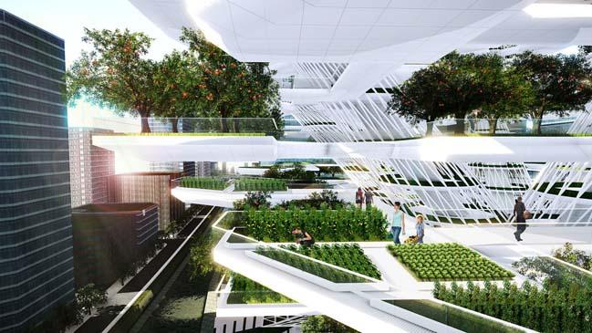Urban Skyfarm by Aprilli