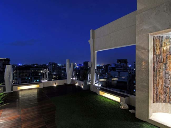 Duplex penthouse in Mumbai, India