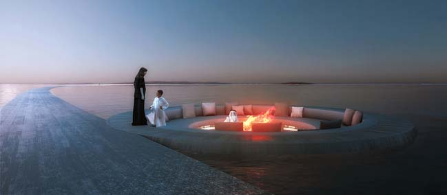 Ultra luxury 5 Star Family Resort & Spa in Qatar