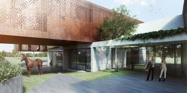 Casa N by Cheng+Franco Arquitectos