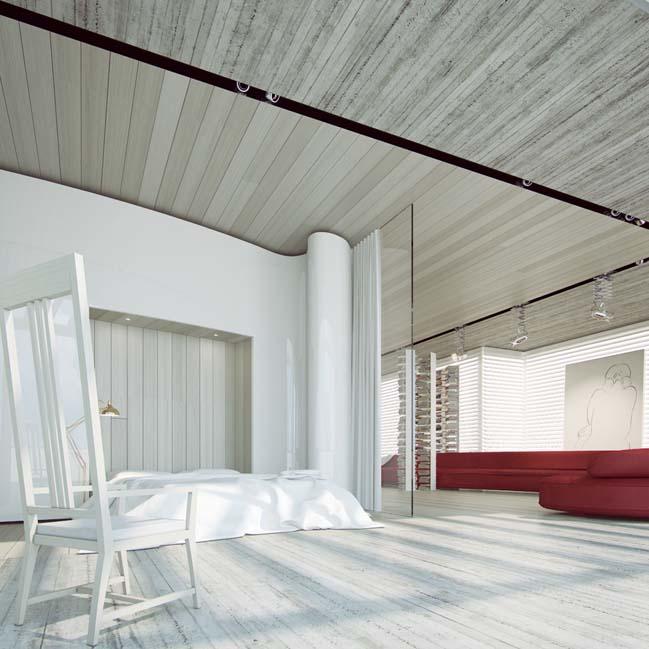 High-Tech penthouse in Tel Aviv