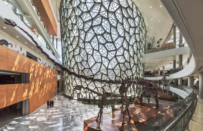 Shanghai Natural History Museum by Perkins+Will