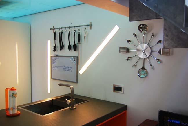 Eccentric loft by C Studio