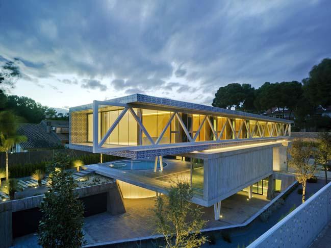 4 in 1 luxury villa in Spain