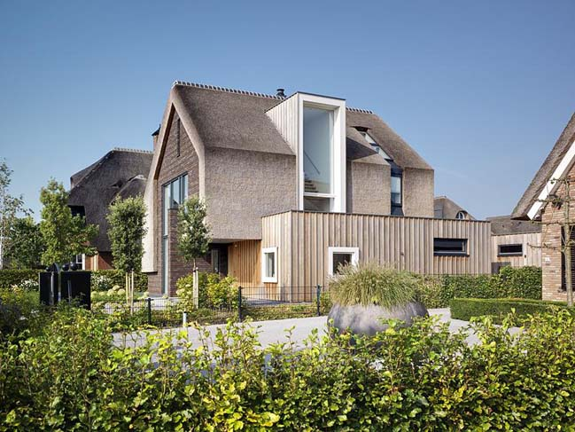 Traditional vila in Netherlands