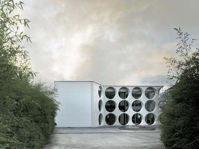 O House: Luxury villa in Switzerland