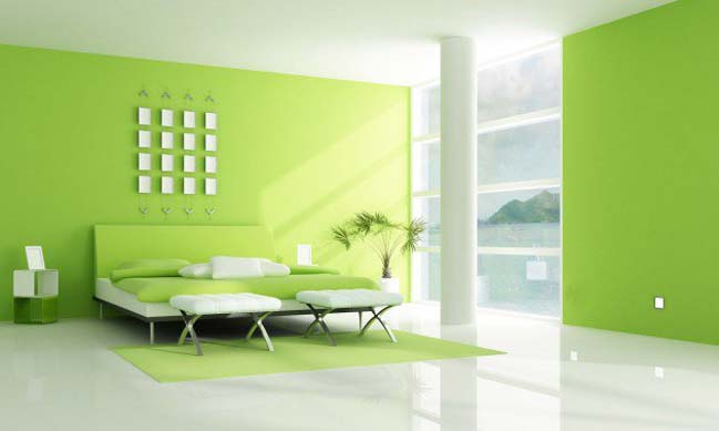Bedroom Designs Colours bedroom designs with green colour