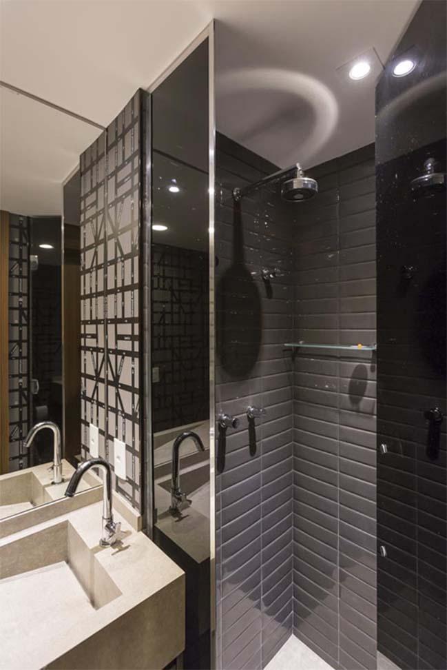 Apartamento Vila Madalena by Conseil Brasil