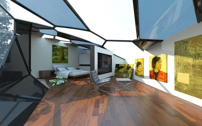 Chuto Living Garden by MAUD
