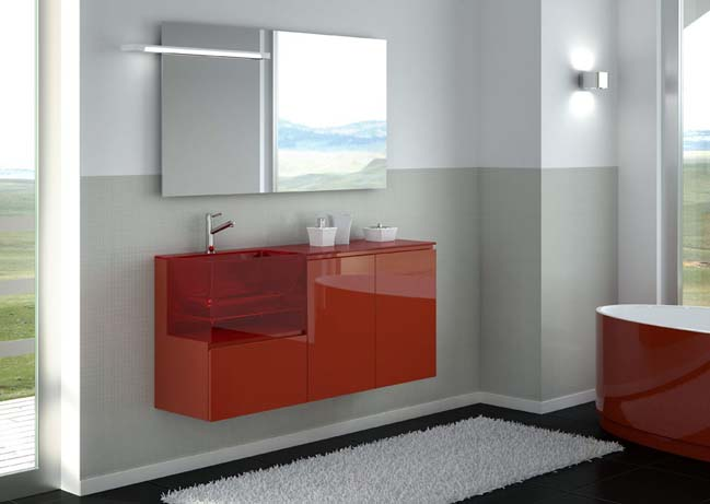 Niky Collection: Modern bathroom designs from Regia