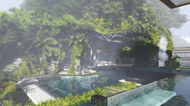 The Water Pavilion by Martin Ferrero Architecture