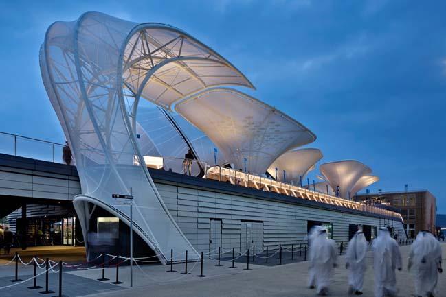 German Pavilion at Expo 2015 in Milan