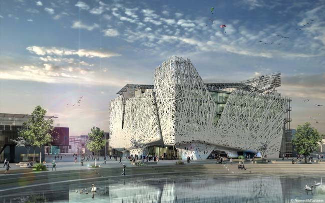 Italy Pavilion at Expo 2015 in Milan