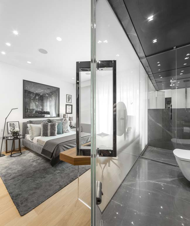 London Penthouse by Fernanda Marques