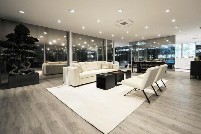 Calvin Klein Voyeur House Singapore by REX