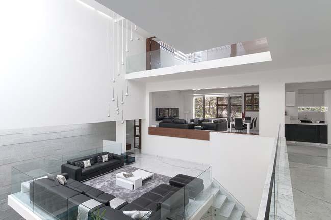 Shailender Kumar Residence by Architecture Paradigm