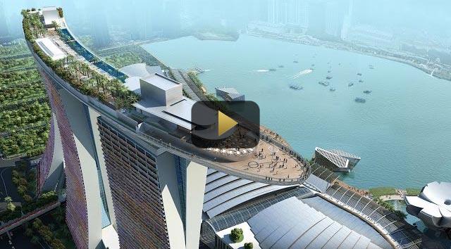 Megastructures - Marina Bay Sands Singapore's Vegas