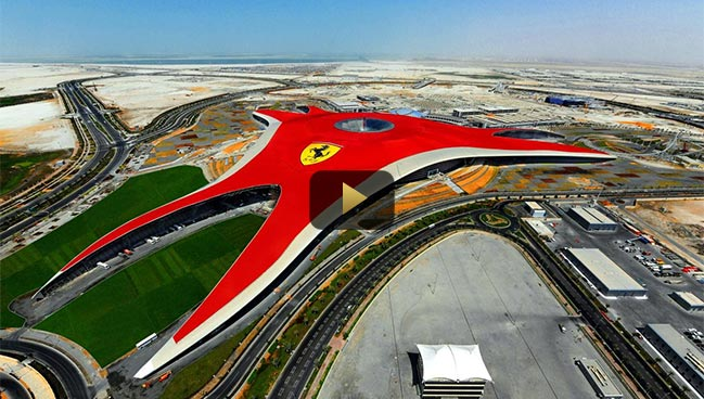 Megastructures: Ferrari World in Abu Dhabi