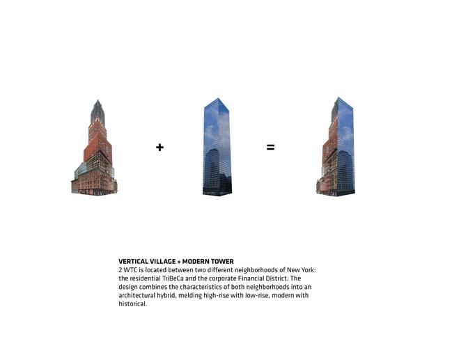 2WTC - 2 World Trade Center by BIG