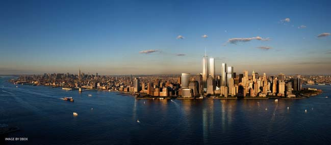 2WTC - 2 World Trade Center by BIG
