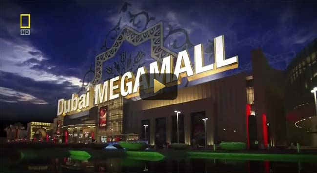 Megastructures: Dubai MegaMall