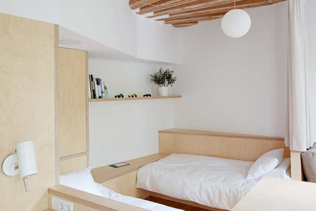 Small apartment renovation in Spain