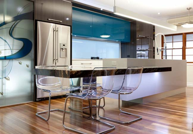 Kitchen renovation by Sublime Architectural Interiors