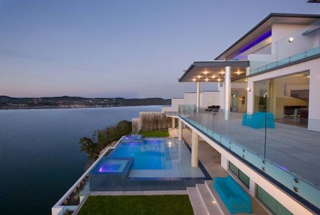 Acquavilla: Ultra luxury villa in Texas