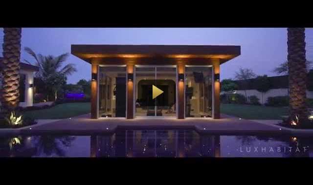 Video: Luxury villa in Dubai