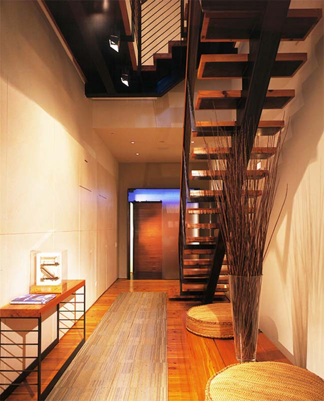 4 story townhouse in New York