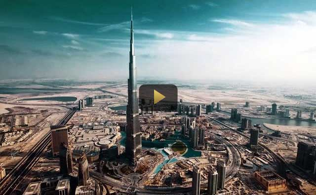 Burj Khalifa: The tallest building in the world