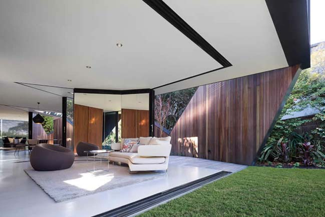 K House Modern Villa By Chenchow Little Architects
