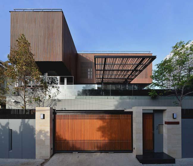 Joly House Modern Villa In Thailand