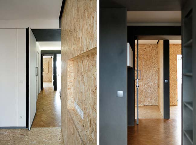 Refurbish apartment 50sqm for rent by UMA Collective