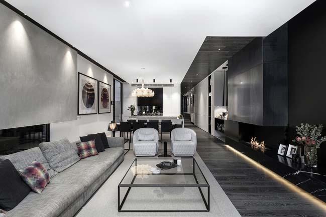 2 elegant modern houses in Australia