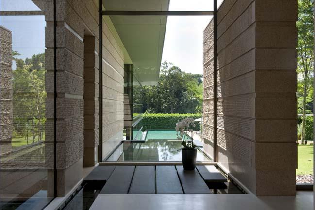 Leedon Park House: Luxury villa in Singapore